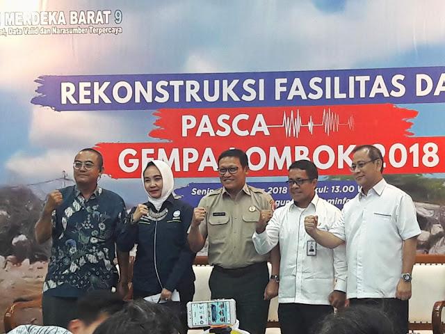 paska gempa lombok