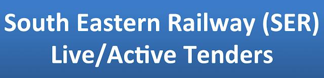 South Eastern Railway (SER) Live/Active Tenders