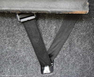 How I used these anchors to attach my headrest straps for my car seat cover