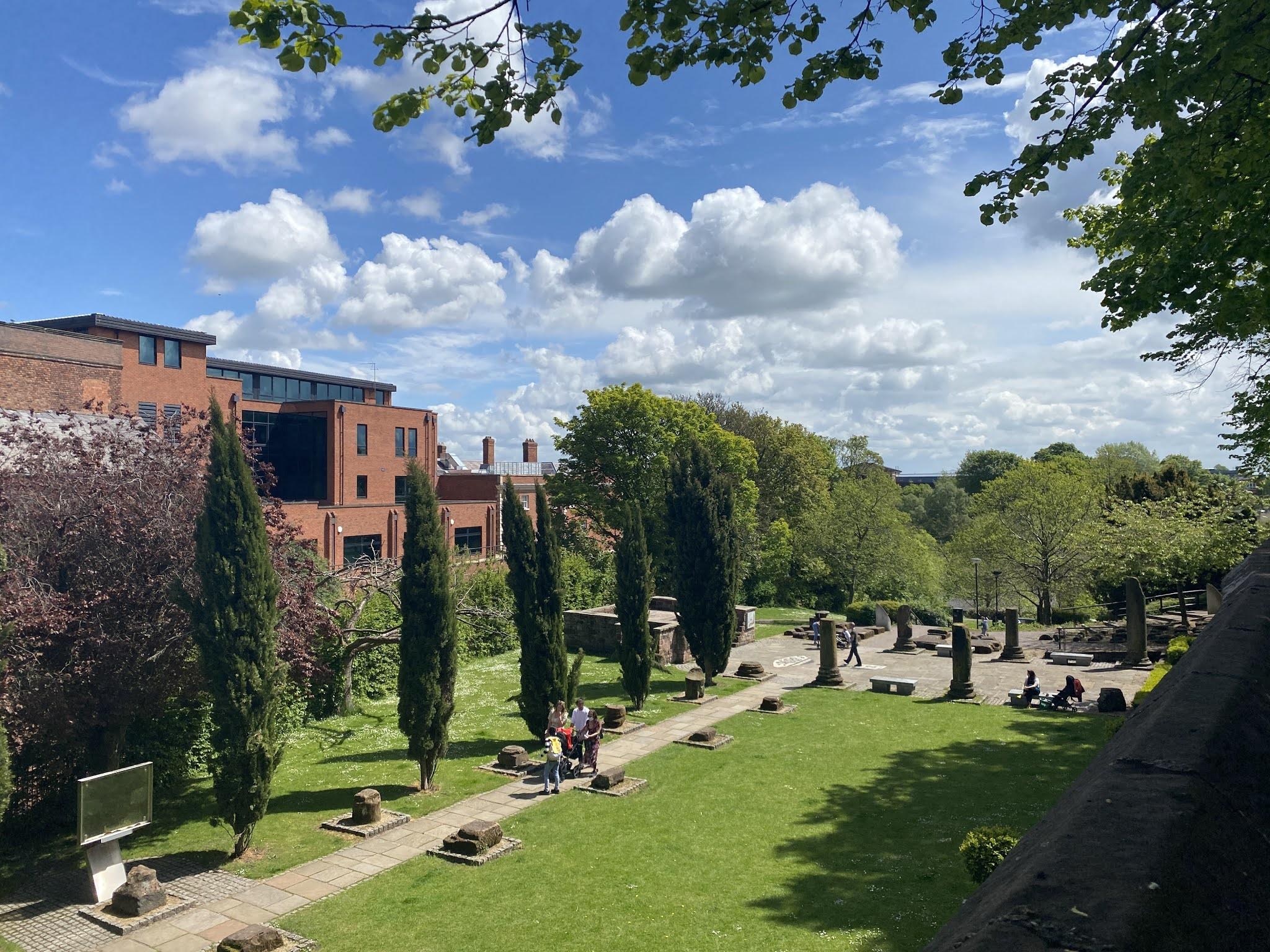 The Roman Gardens