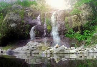Kalen Wates Waterfall Jepara