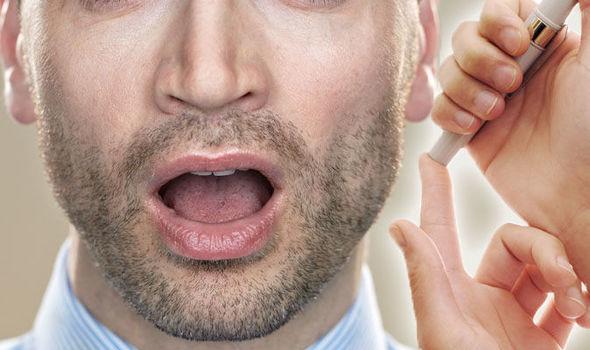 Diabète et bouche sèche