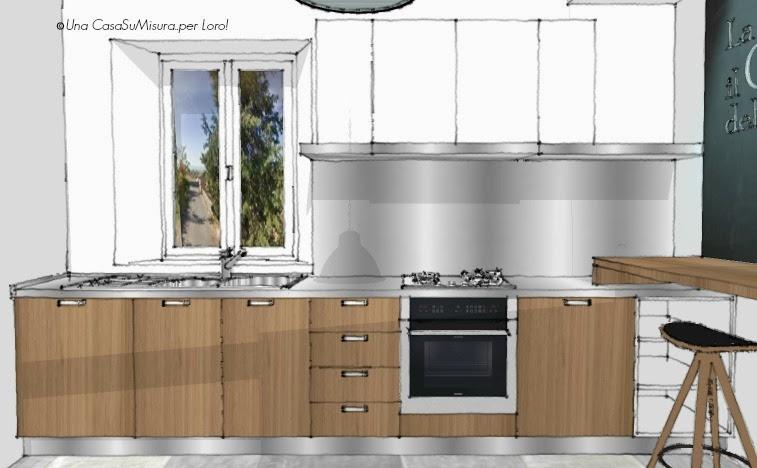 Come Progettare Una Cucina In 3d. Soggiorni Componibili ...
