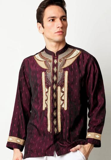 #BusanaMuslim Model Baju Koko Rabbani, Eksis dengan Gaya