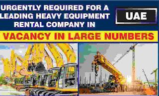 Recruitment Bulldozer Operator at Ras Al Khaimah, UAE