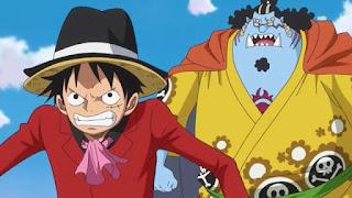 One Piece Episódio 845