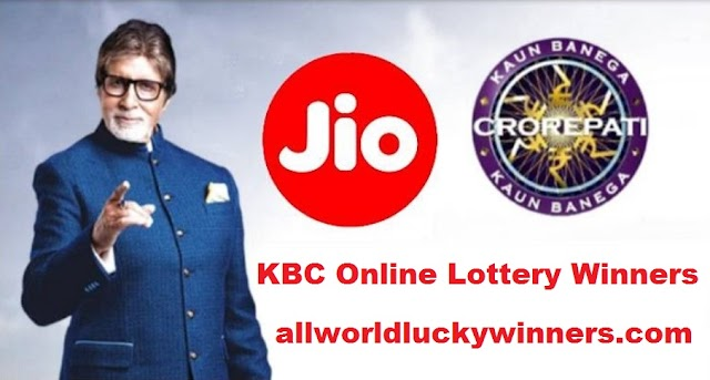 KBC Online Lottery Winners List