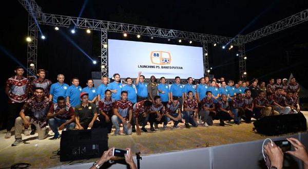 Resmi, Inilah Daftar Skuat Lengkap Barito Putera untuk Liga 1 Indonesia Musim Ini