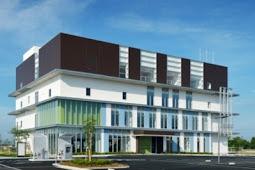 岡山市南区役所新庁舎完成