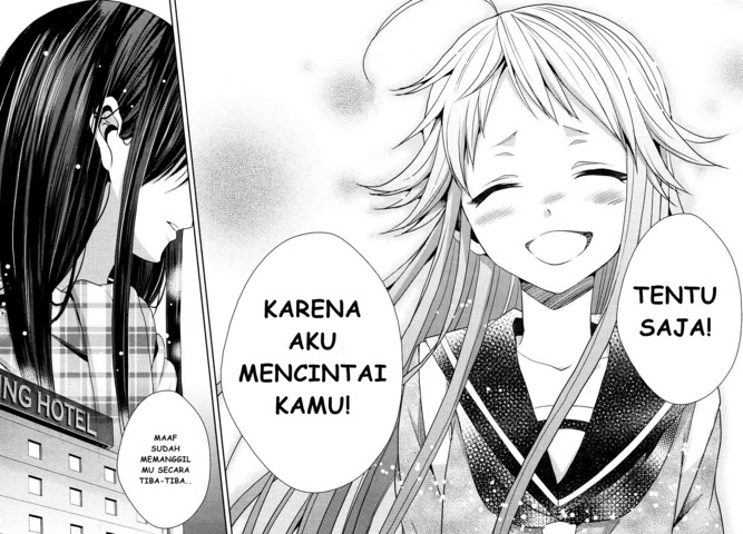 Baca Manga Citrus Chapter 14 Bahasa Indonesia