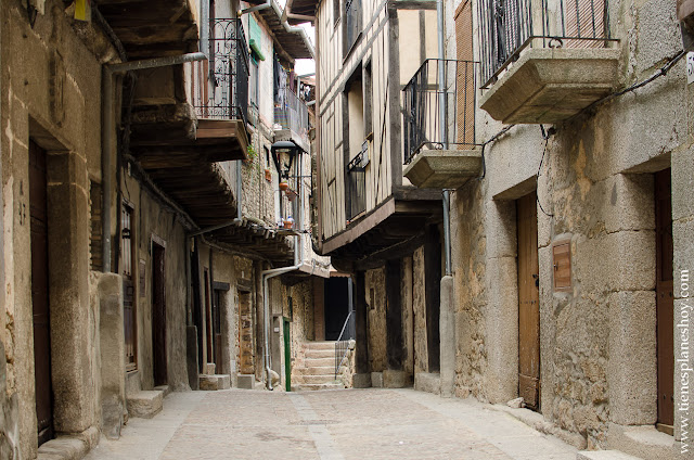 Pueblos bonitos España Miranda Castanar