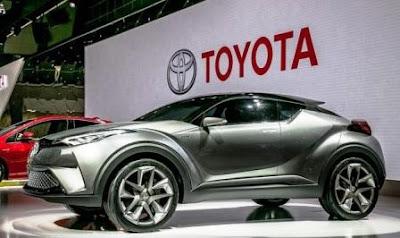 Harga Mobil Baru Toyota 2017