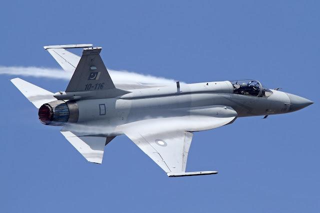 Pakistan Air Force Chengdu JF-17 Thunder