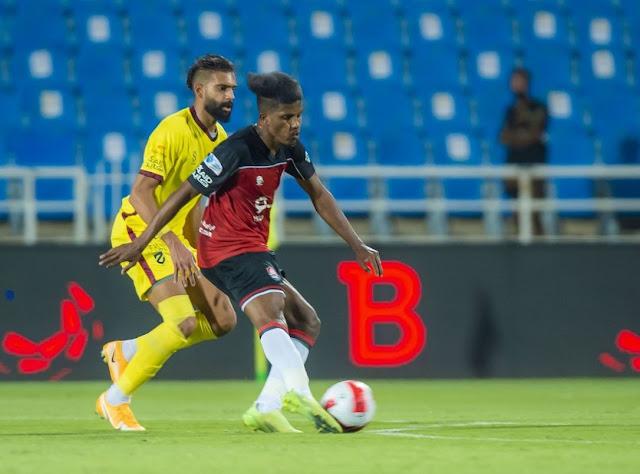 اهداف مباراة الرائد والحزم (2-0) الدوري السعودي