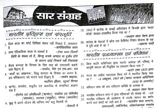 Pratiyogita Darpan Sar Sangraha December 2018 Hindi