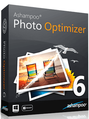 Ashampoo Photo Optimizer box