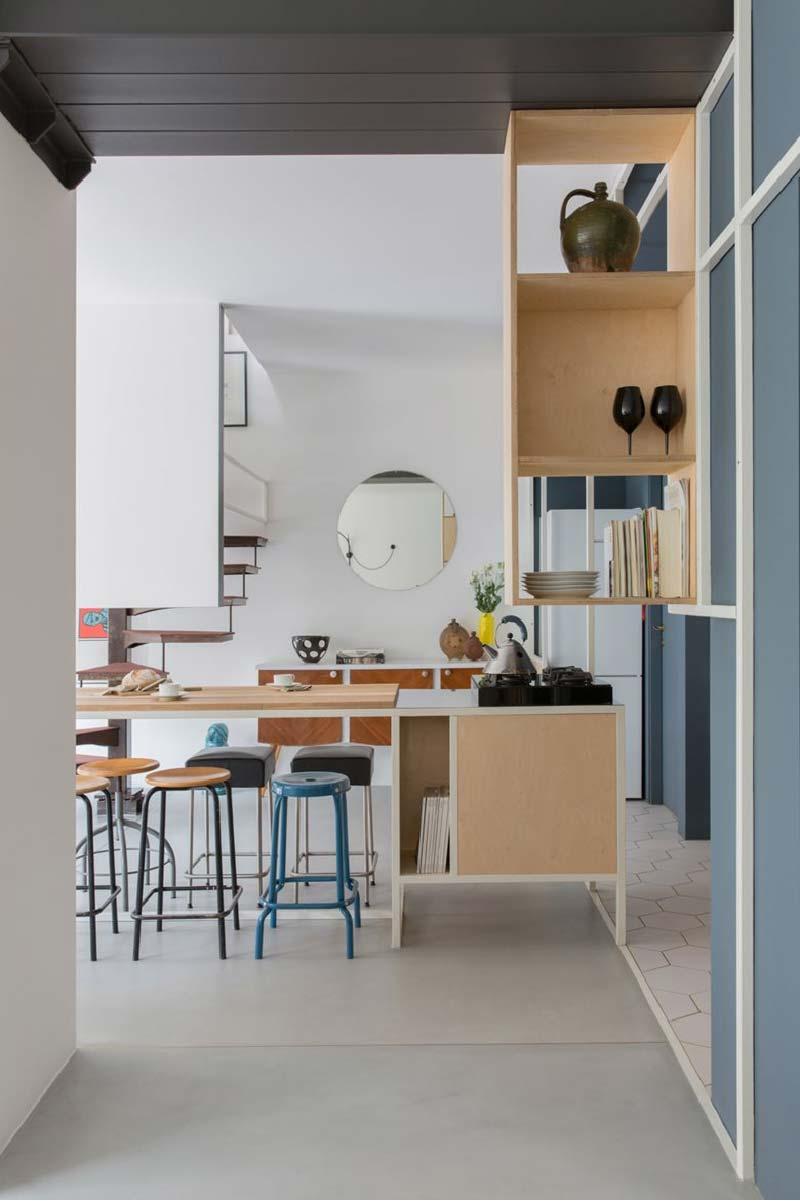 casa Cialdini - stefania micotti architetto