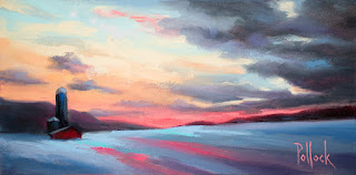 Coda, oil on canvas
