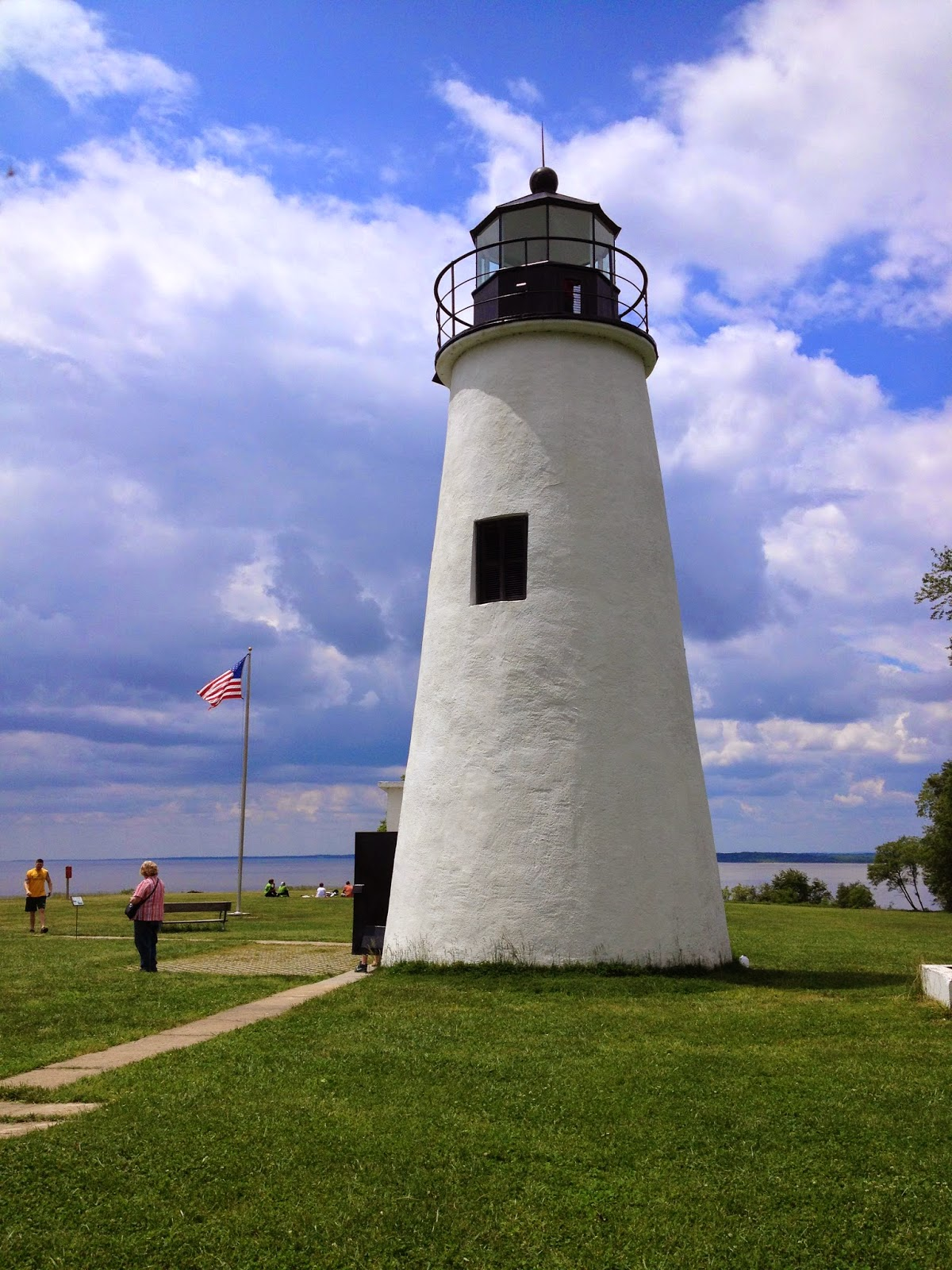 Lighthouse at Turkey Point