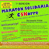Primera maratón solidaria C5Korre por el Día del Amigo