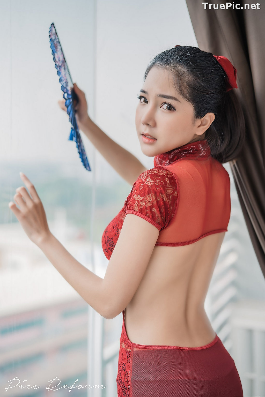 Image Thailand Model - Phitchamol Srijantanet - Concept: Tian Mi Mi - TruePic.net - Picture-2
