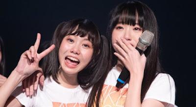 Li Jiali and Tsai Yaen promoted to AKB48 Team TP