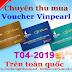 Bảng giá Thu Mua voucher Vinpearl Condotel & Villas | Tháng 04/2019