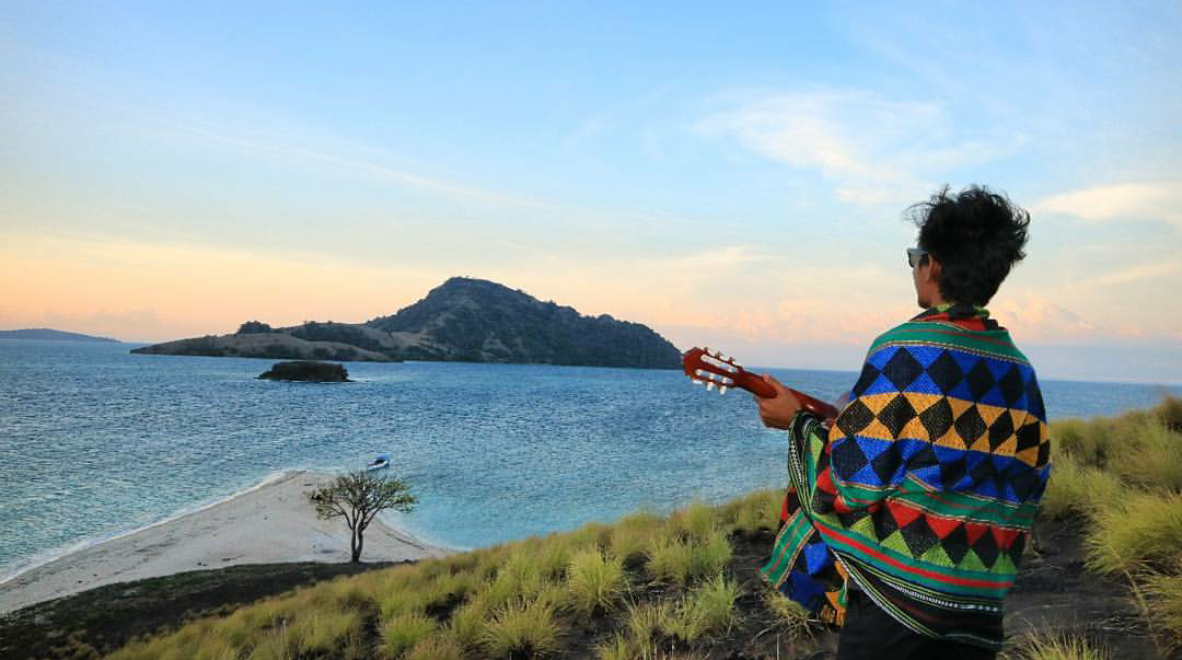 Gili Meriam Besar (Photo by: instagram/zambavaadventure)