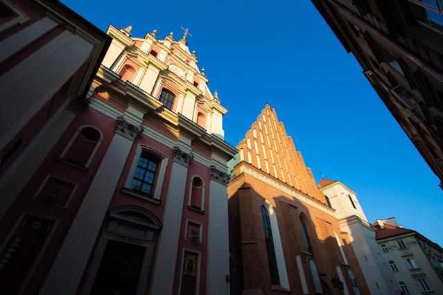 Cattedrale di San Giovanni-Varsavia