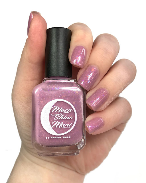 Moon Shine Mani Uncover You