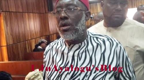 I Received N400m From Jonathan, Not Dasuki – Metuh