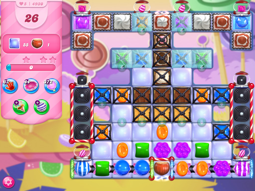 Candy Crush Saga level 4930
