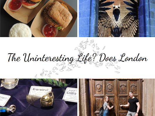 Life Travels | London Adventure: Harry Potter & Butterbeer