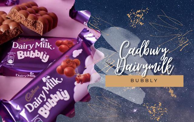 Cadbury dairymilk bubly