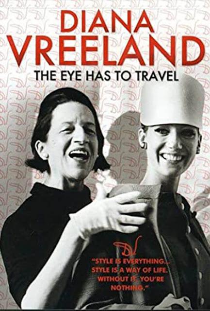 Diana Vreeland O Olho Tem Que Viajar Filmes Moda