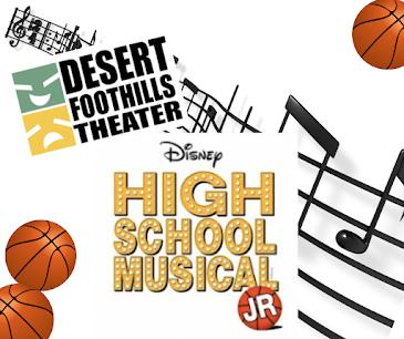 Desert Foothills Theater presents