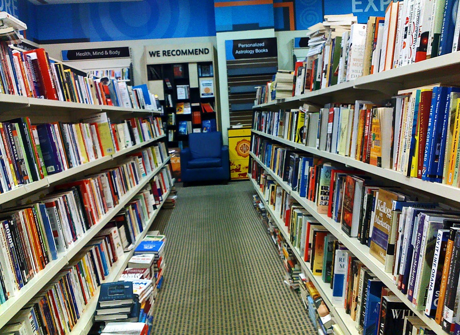 bookshop books row inside midsummer shakespeare titles another close night read