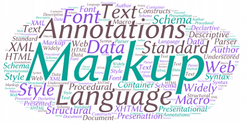 Markup Language - What is Markup Languages? Difference between Programming Language and Markup Language.