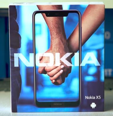Nokia X5 Box