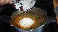 Adding-rice