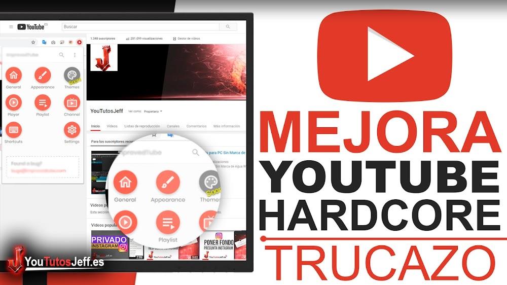 Mejorar Youtube con esta Impactante Extensión para Chrome - Trucos Youtube