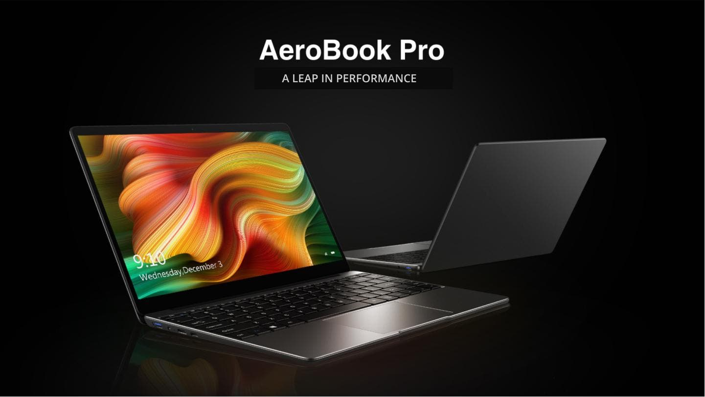 AeroBook PRO حاسوب جديد من شركة CHUWI بمواصفات قوية
