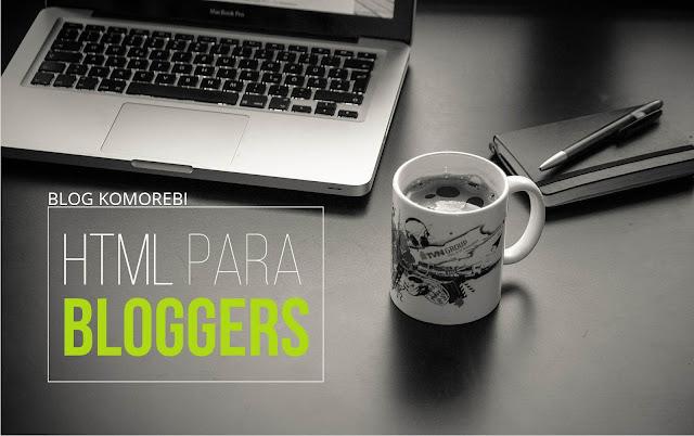 html para o seu blog