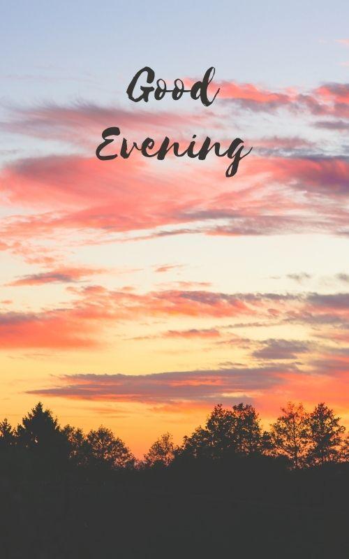 Good Evening Photo & Image