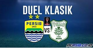 Mario Gomez: PSMS Medan Lawan Kuat Persib Bandung