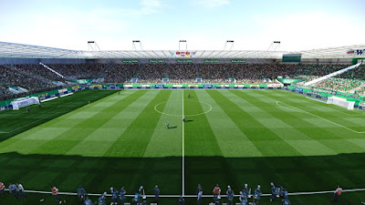 PES 2021 Stadium Allianz Stadion