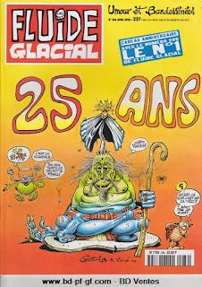 les 25 ans de Fluide Glacial