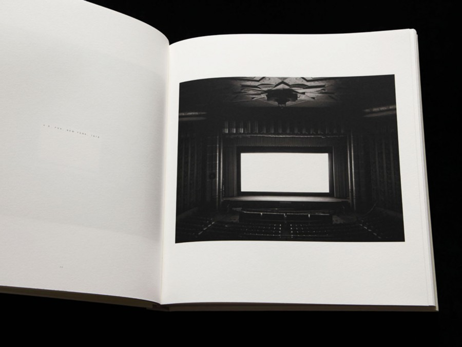 Artists Books And Multiples Hiroshi Sugimoto Theatres