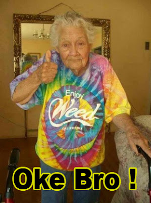 nenek tua bilang oke