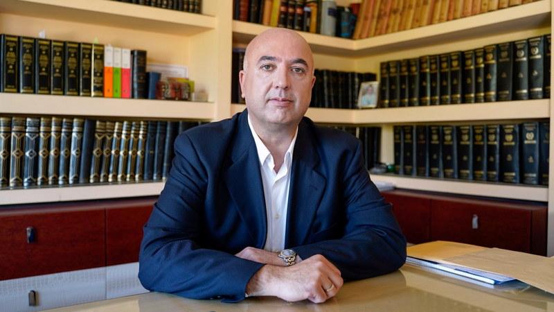 Στηρίζει Ανδρουλάκη για Πρόεδρο του ΚΙΝΑΛ ο Λευτέρης Χαμαλίδης